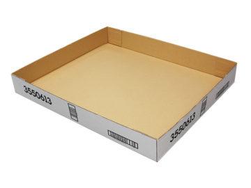 4 corner tray large
