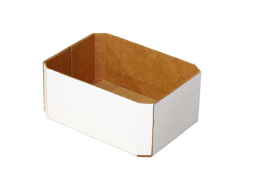 4 corner tray with angled corner