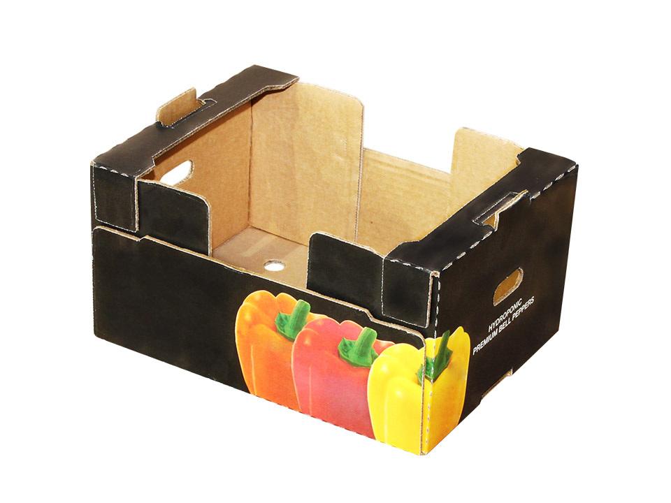 MUB produce display