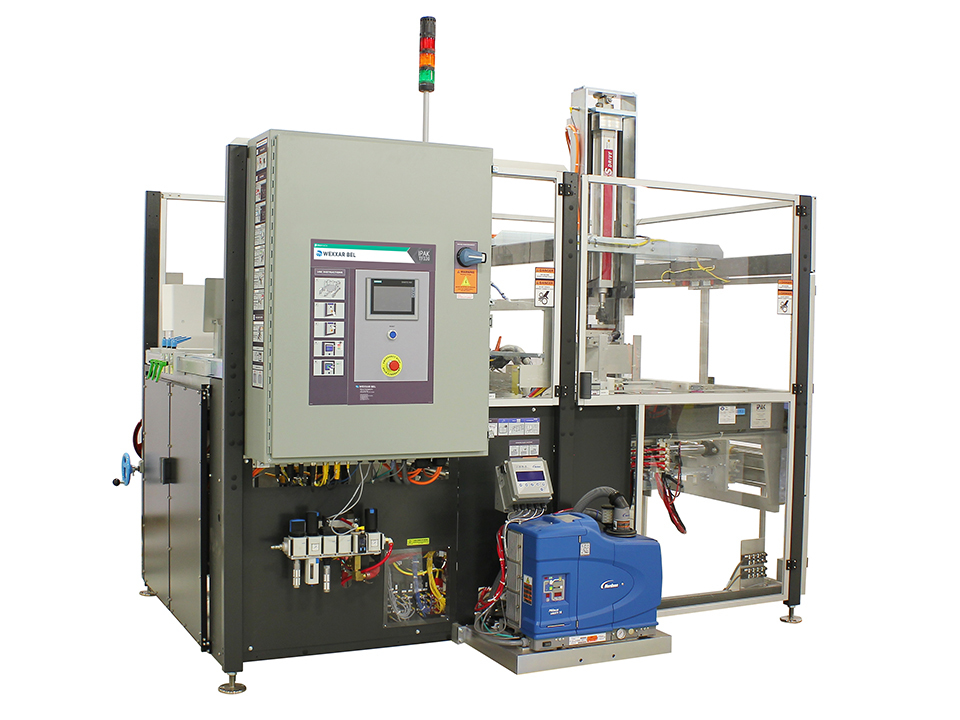 Tray Formers - 330 Series - Fully Automatic Tray Formers