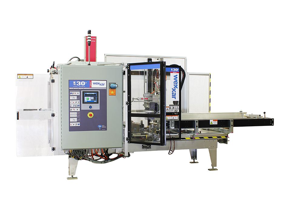 WF30 S-Series Plus - Fully Automatic Case Former and Case Erector with Enhanced Speed and Surge Control - Case Forming & Case Erecting Systems
