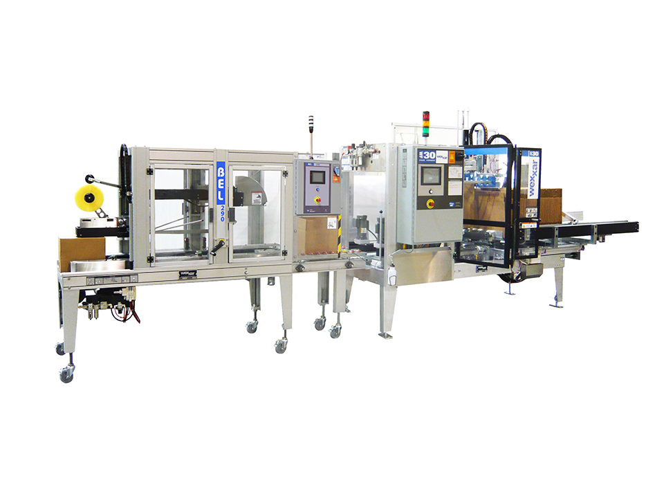WFPS 3290 - Fully Automatic, Energy Efficient Form Pack & Seal System - Integrated Form, Pack & Seal Systems