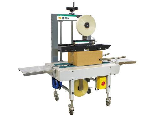 DEKKA 100 Introductory Semi-Automatic Case Sealer thumbnail