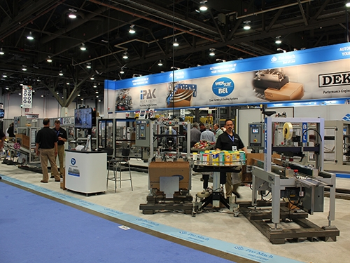 Wexxar's Pack Expo 2015 Tips for Distributors