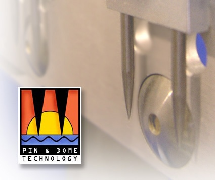 Pin & Dome Technology from Wexxar