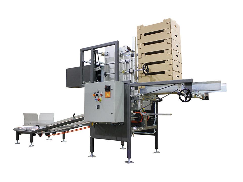 Tray Stacker Ts 100 Ipak Machinery
