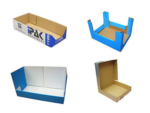 IPAK Automatic Tray Formers