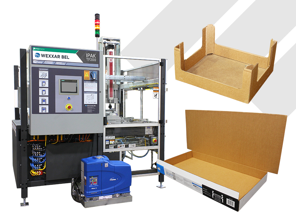 IPAK Tray Forming Solutions